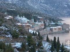 Русский монастырь св. Пантелеймона на Афоне