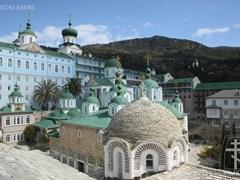 Русский монастырь Афон