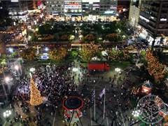 Греція в новорічну ніч