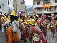 Карнавал в Греції
