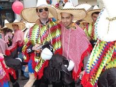 Карнавал в Касторії