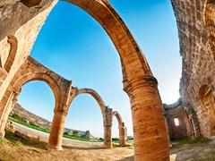 Руины храма Агиос Созоментос, Никосия