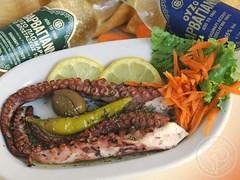 Восьминоги. Грецька кухня