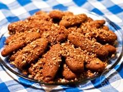 Меломакарона - традиційні грецькі солодощі