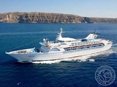 Морские круизы по Греции. Корабль
