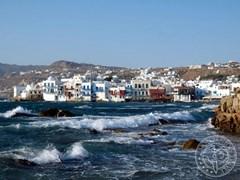 Миконос. Греция