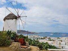 Миконос, Древняя мельница