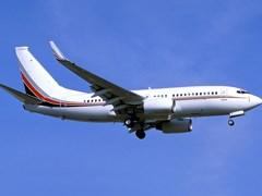 Boeing 737 BBJ