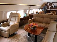 Салон Boeing 737 BBJ