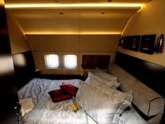 Спальня Boeing 737 BBJ