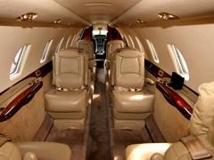 Інтер'єр Cessna Sovereign C-680