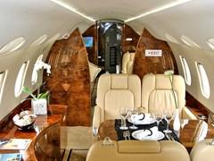 Крісла Embraer Legacy - 600