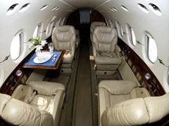 Салон Hawker - 800XP
