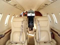 Интерьер Learjet - 45