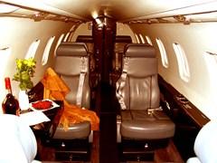 Кресла на Learjet - 45