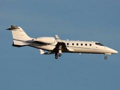 Політ Learjet - 60