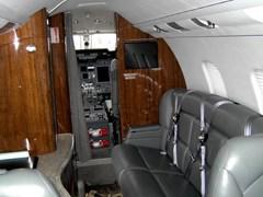 Салон Learjet - 60