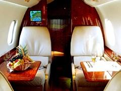 Крісла Learjet - 60