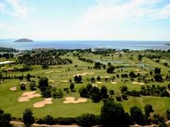 Porto Carras. Golf