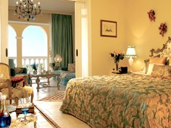 Deluxe Suite Frontal Sea View