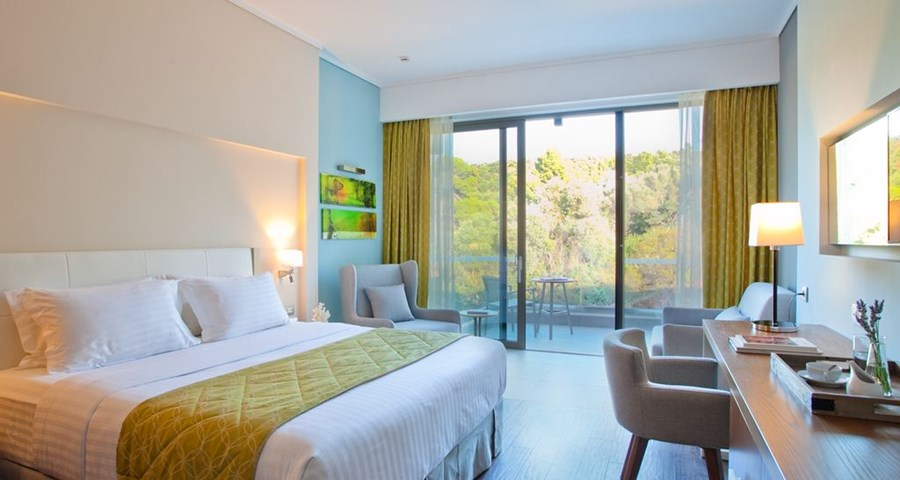 Miraggio Thermal Spa Resort: Standard Double