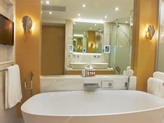 Rodos Palace Hotel: Bathroom - photo 42