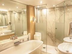 Rodos Palace Hotel: Bathroom - photo 41