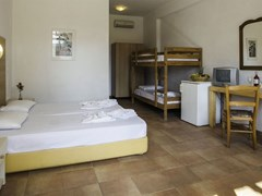 Coral Blue Hotel: Family BunkBed - photo 46