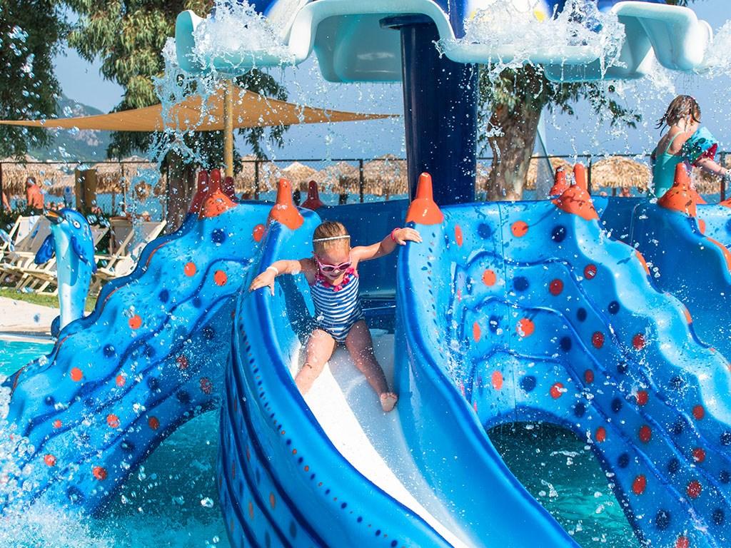 Messonghi Beach Resort - 17