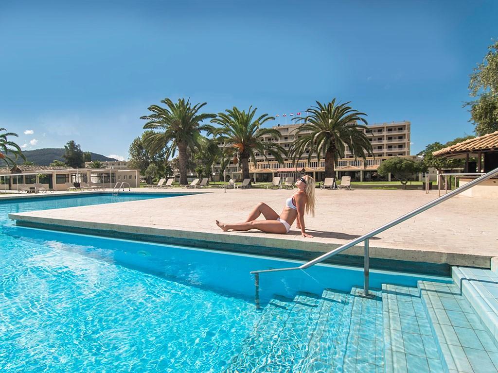 Messonghi Beach Resort - 11