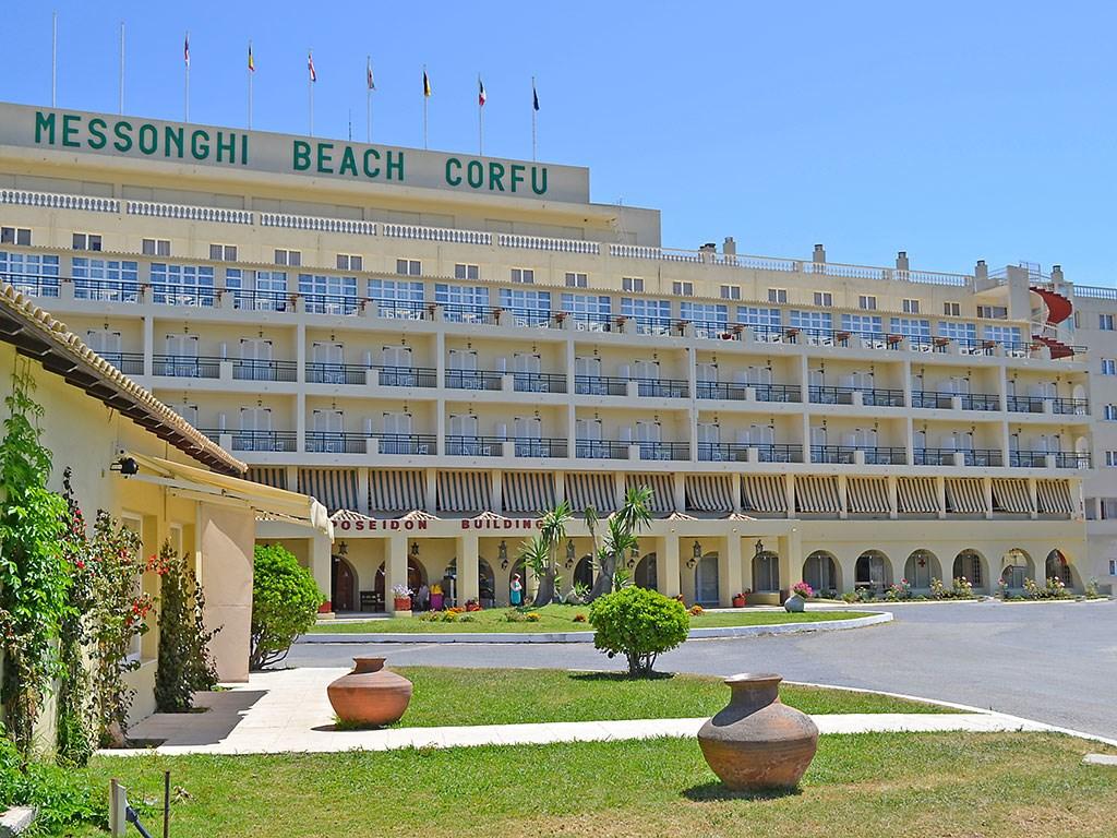 Messonghi Beach Resort - 8