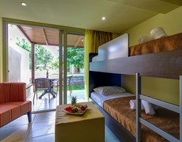 Bomo Olympus Grand Resort: Family Bungalow