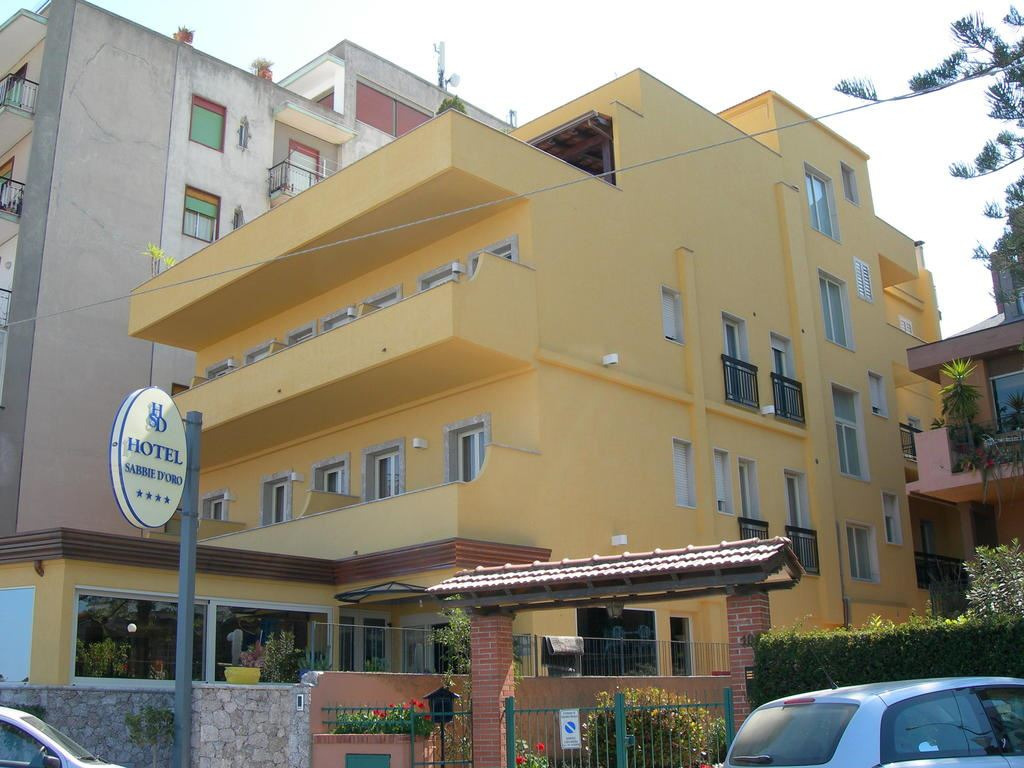 Sabbie d oro hotel бронировать отель giardini naxos Италия