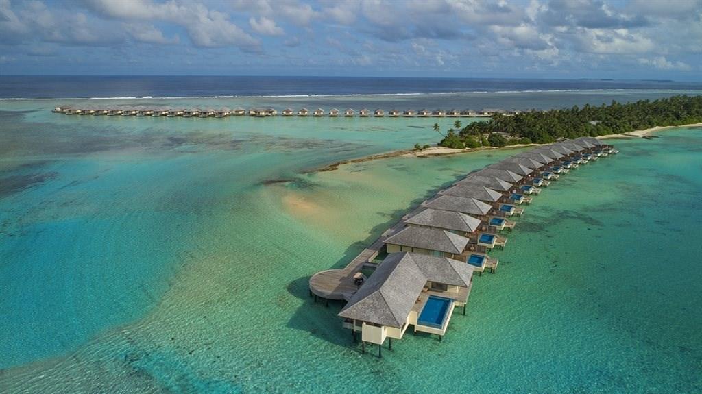 The Residence Maldives at Dhigurah  - 1