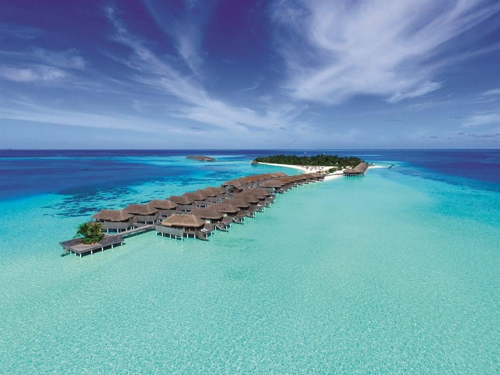 Constance Moofushi Resort - 1