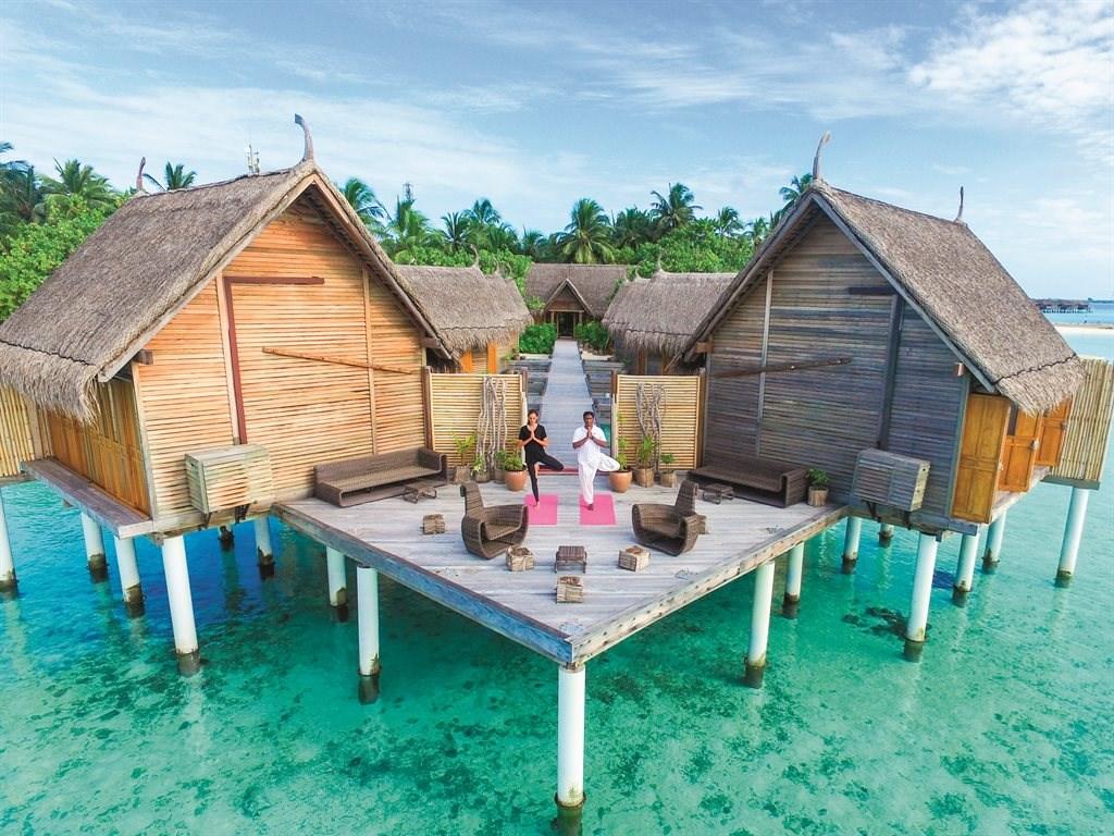 Constance Moofushi Resort - 43