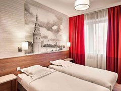 Adagio Aparthotel Moscow Kievskaya: Room SINGLE STANDARD - photo 20