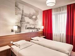 Adagio Aparthotel Moscow Kievskaya: Room TWIN STANDARD - photo 22