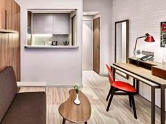 Adagio Aparthotel Moscow Kievskaya: Room JUNIOR SUITE CAPACITY 1 - photo 26