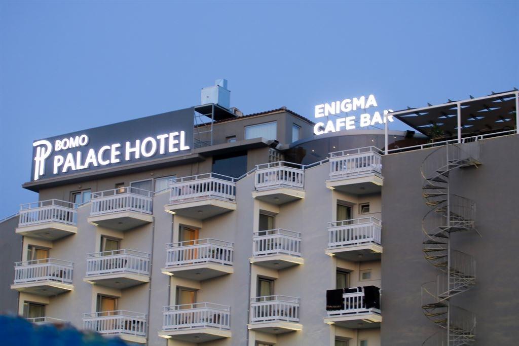Bomo Palace Hotel - 11