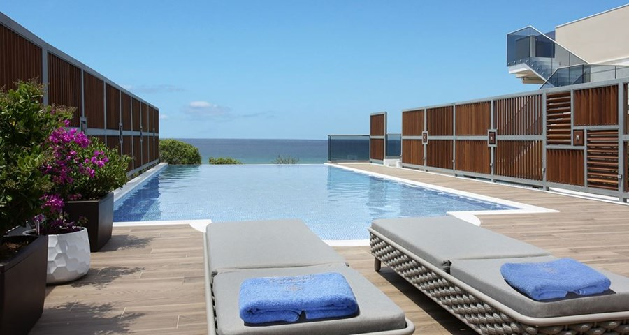 Pomegranate Wellness Spa Hotel: Royal Suite Private Pool