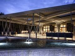 Pomegranate Wellness Spa Hotel: Main Bar Terrace - photo 17