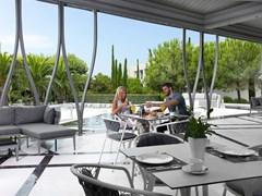 Pomegranate Wellness Spa Hotel: Zeus Main Restaurant Terrace  - photo 34