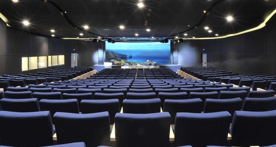 Pomegranate Wellness Spa Hotel: Conference Hall