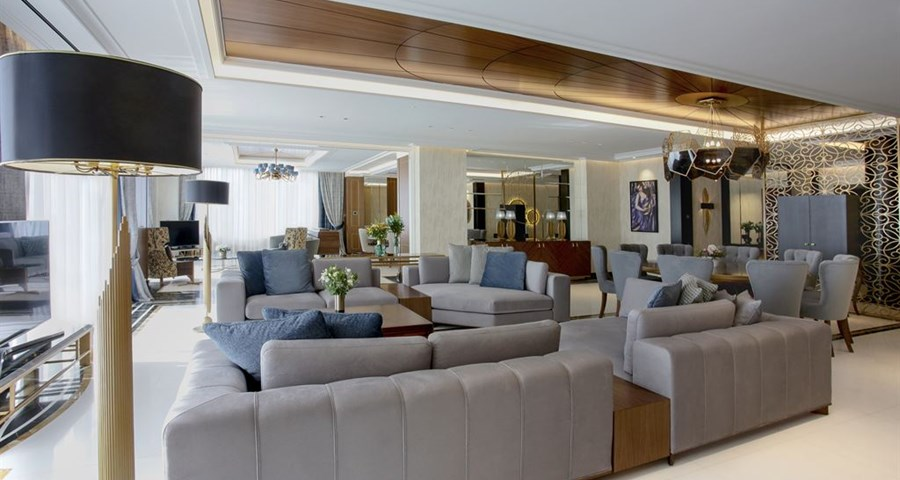 Pomegranate Wellness Spa Hotel: Royal Suite