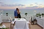 Pomegranate Wellness Spa Hotel: Poseidon Balcony