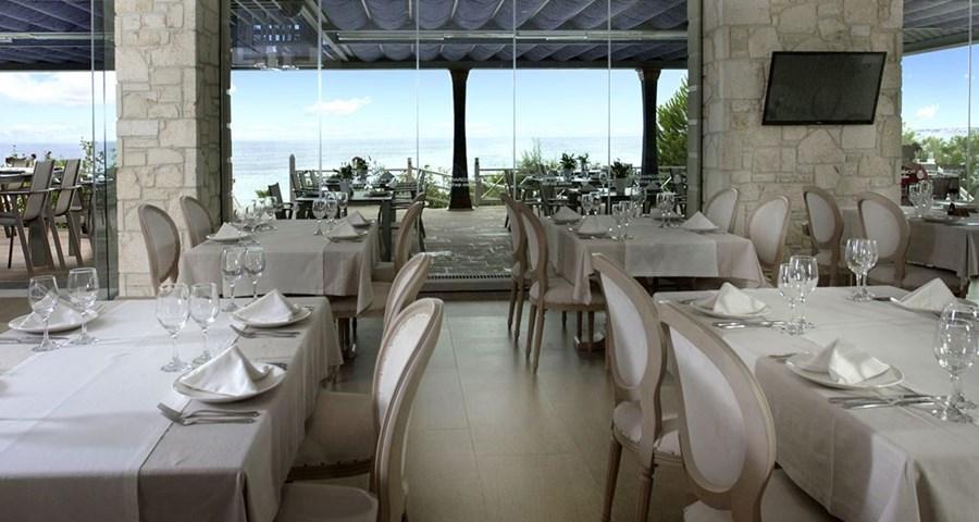 Pomegranate Wellness Spa Hotel: Poseidon Restaurant