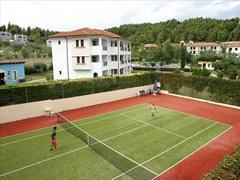 Bomo Chrousso Village Hotel: Tennis Court - photo 18