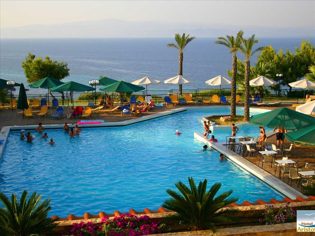 Aristoteles Beach Hotel  - 12