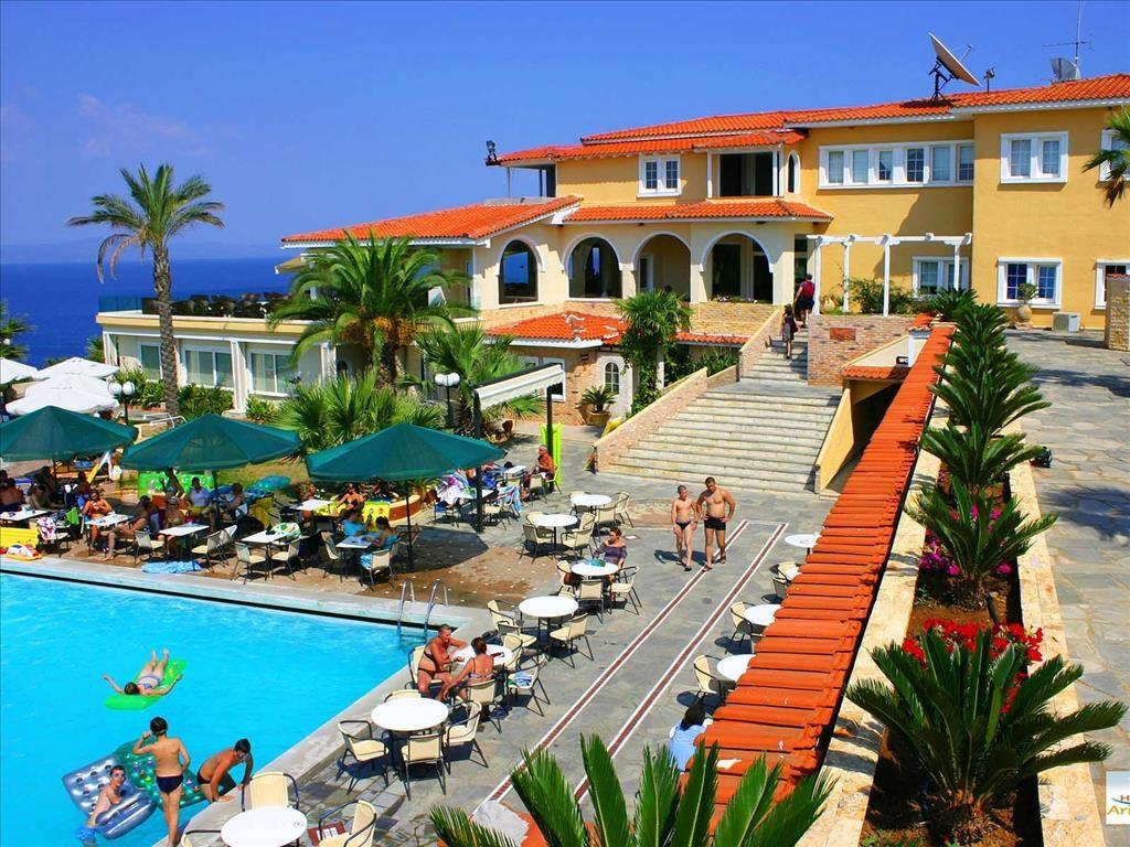 Aristoteles Beach Hotel  - 2